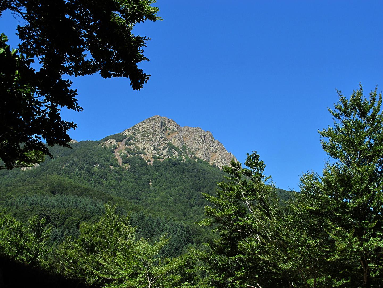 Del montseny al cielo la cima de les agudes for Les piscines del montseny