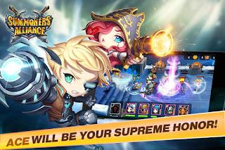 Download Summoners Alliance Apk