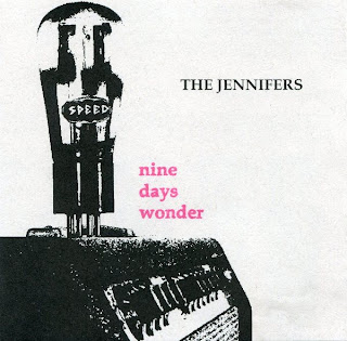 The Jennifers - Nine Days Wonder - 1994