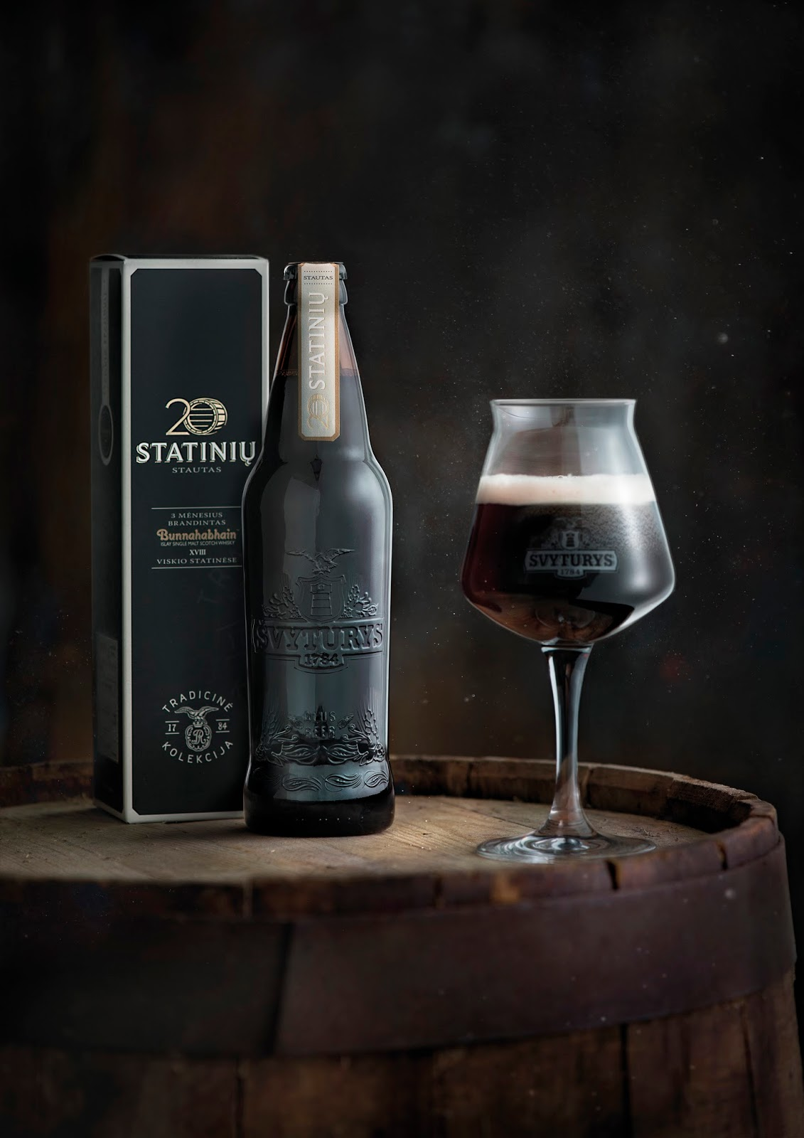 20 Barrels Limited Edition Beer On Packaging Of The World