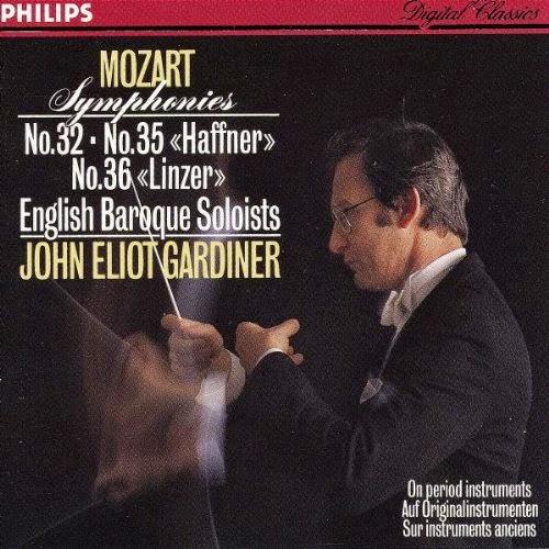 Mozart y Gardiner