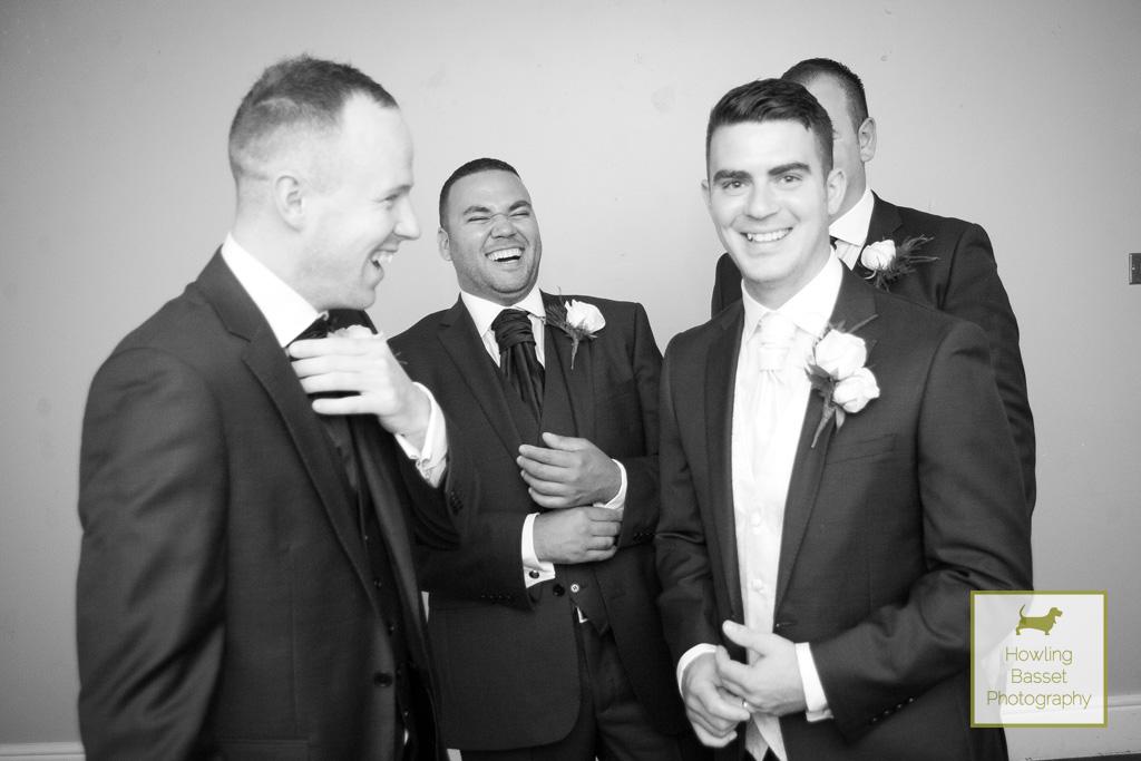 Club Langley wedding
