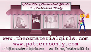 The Oz Material Girls and Patterns Only