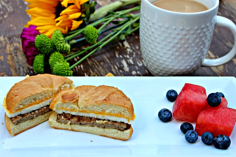 Complete Breakfast with Jimmy Dean Delights
