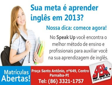 SPEAK UP - Cursos de Idiomas