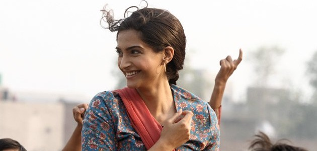Sonam kapoor as nirmal kaur in bhaag milkh bhaag