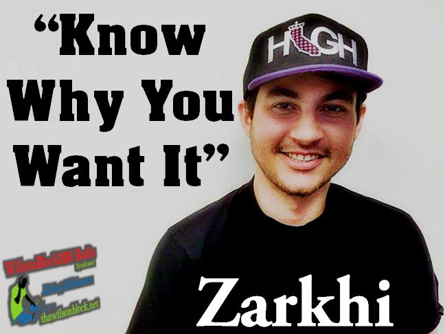 Zarkhi Interview