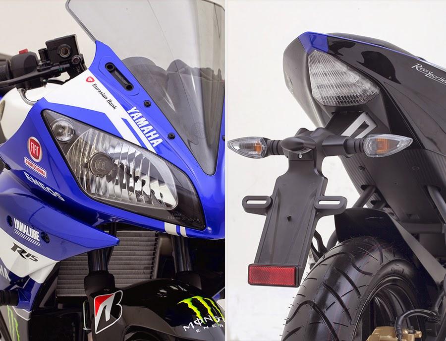 Yamaha R15 Terbaru Siap Meluncur Sore Ini