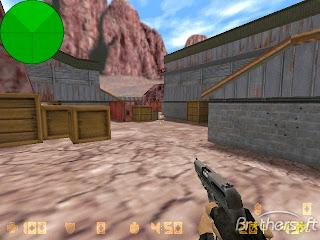 صورة من داخل لعبة counter strike