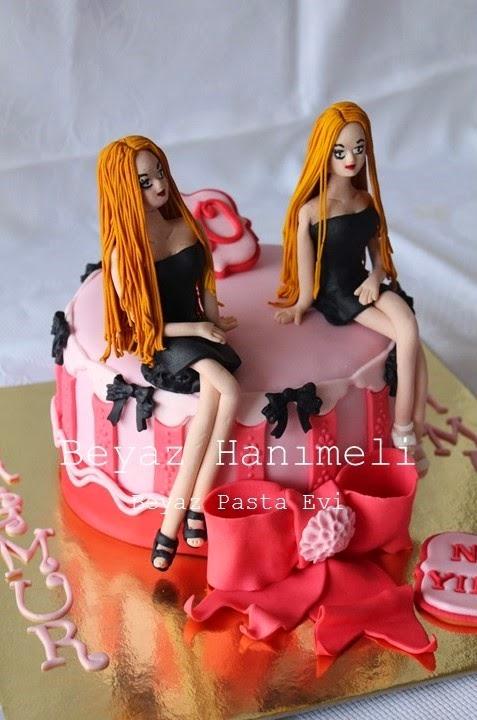 İkizler Pastası