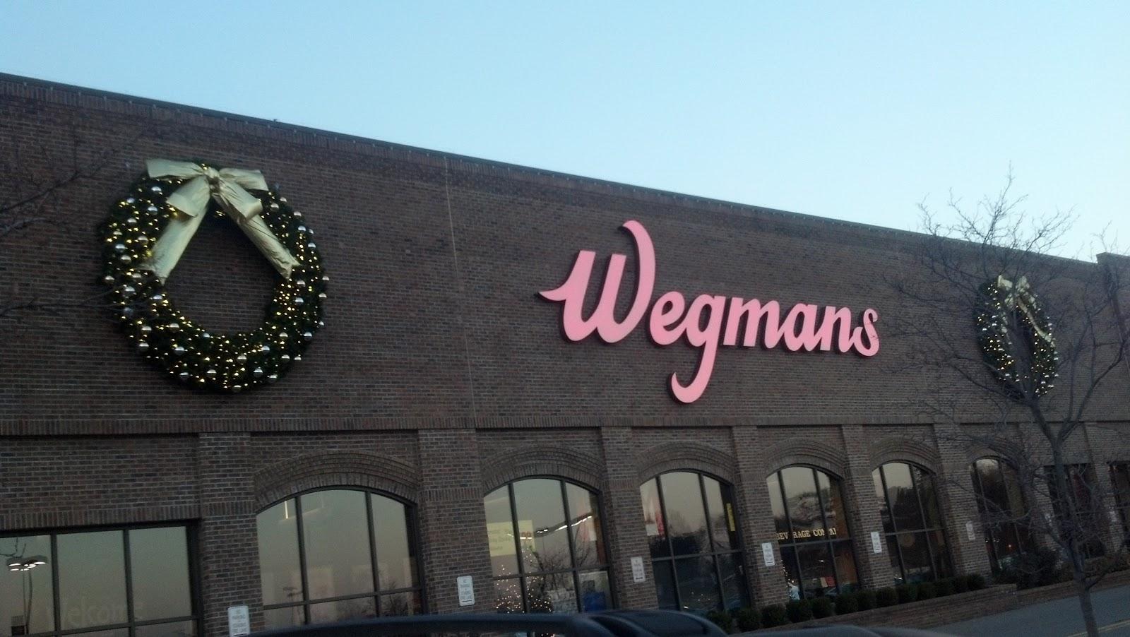 Wegmans Logo 2013