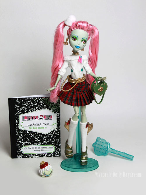 monster high kuvahaku vanessa blue escort