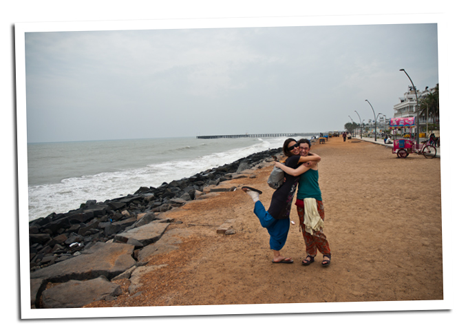 Chicas en Pondicherry