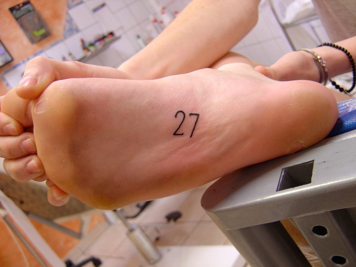 Tattoos Escritas