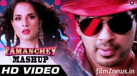 Tamanchey Mashup by DJ Kiran Kamath