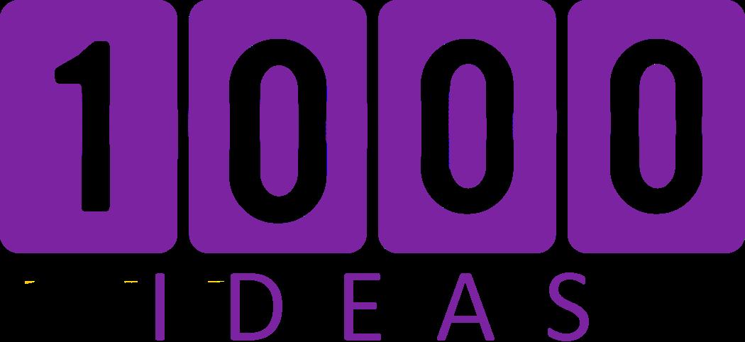1000 Ideas