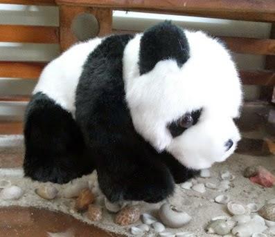 Boneka Lucu Boneka Panda Imut Jepang 0298 3429907