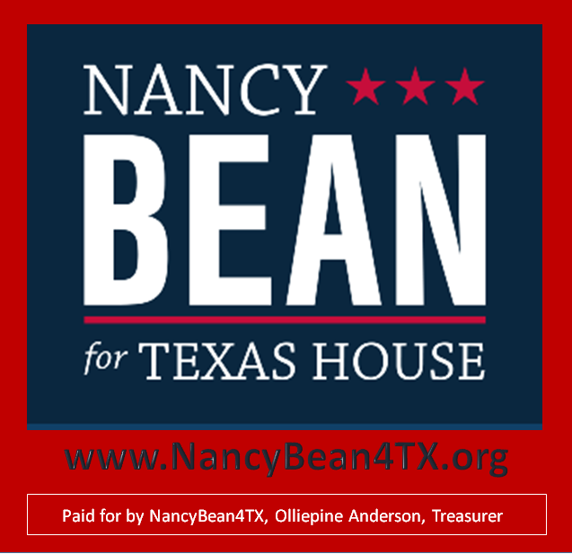 Nancy Bean for Texas House 93
