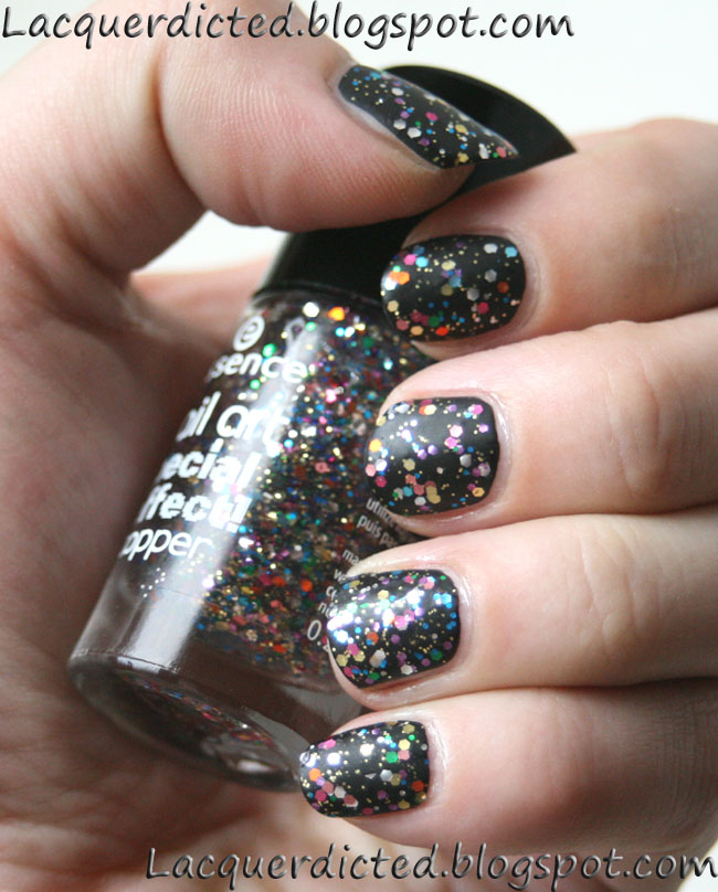 Lacquerdicted: Nail of the Day mit P2