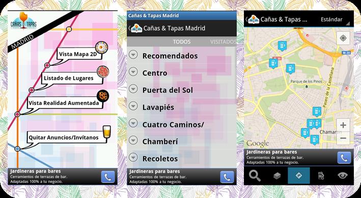 app-Canas-Tapas-madrid