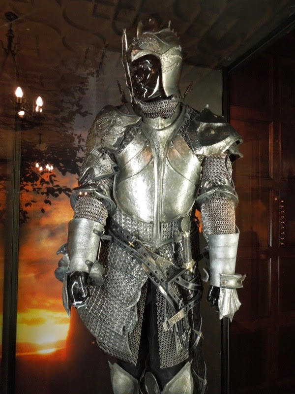 King Stefan suit of armour Maleficent