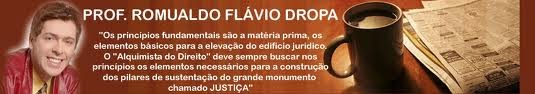 Blog do Prof. Romualdo Flávio Dropa