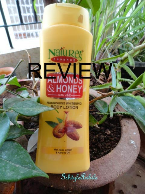 Summer Ma(Y)gic #16: REVIEW: Nature's Essence Aromatherapy Nourishing Body lotion image