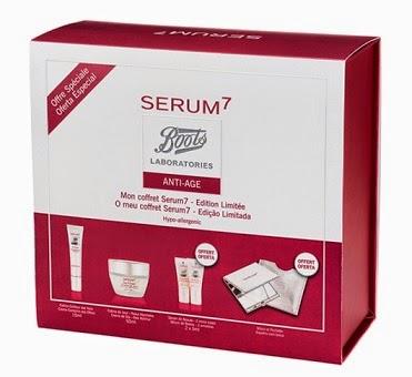 Passatempo BOOTS Serum 7