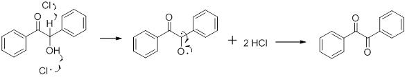 Benzoin To Benzil Nitric Acid Mechanism