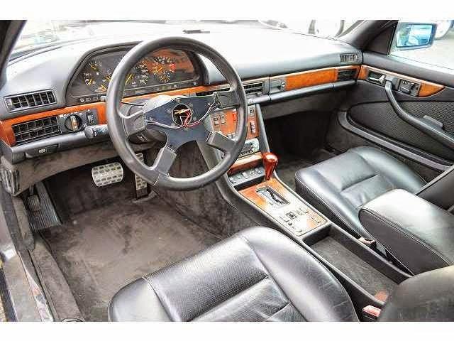 c126 steering wheel