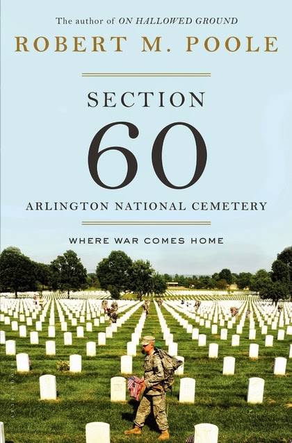 Front Cover: SECTION 60: ARLINGTON NATIONAL CEMETERY, courtesy Bloomsbury Publishing