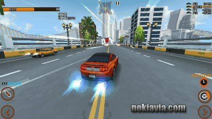 nfs pro street for nokia 5530 download