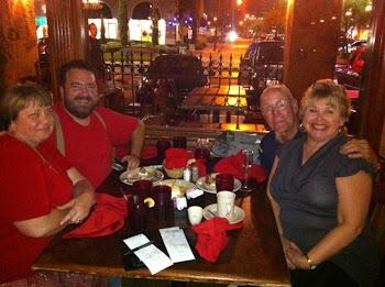 Dinner with our MPD Chat Friends