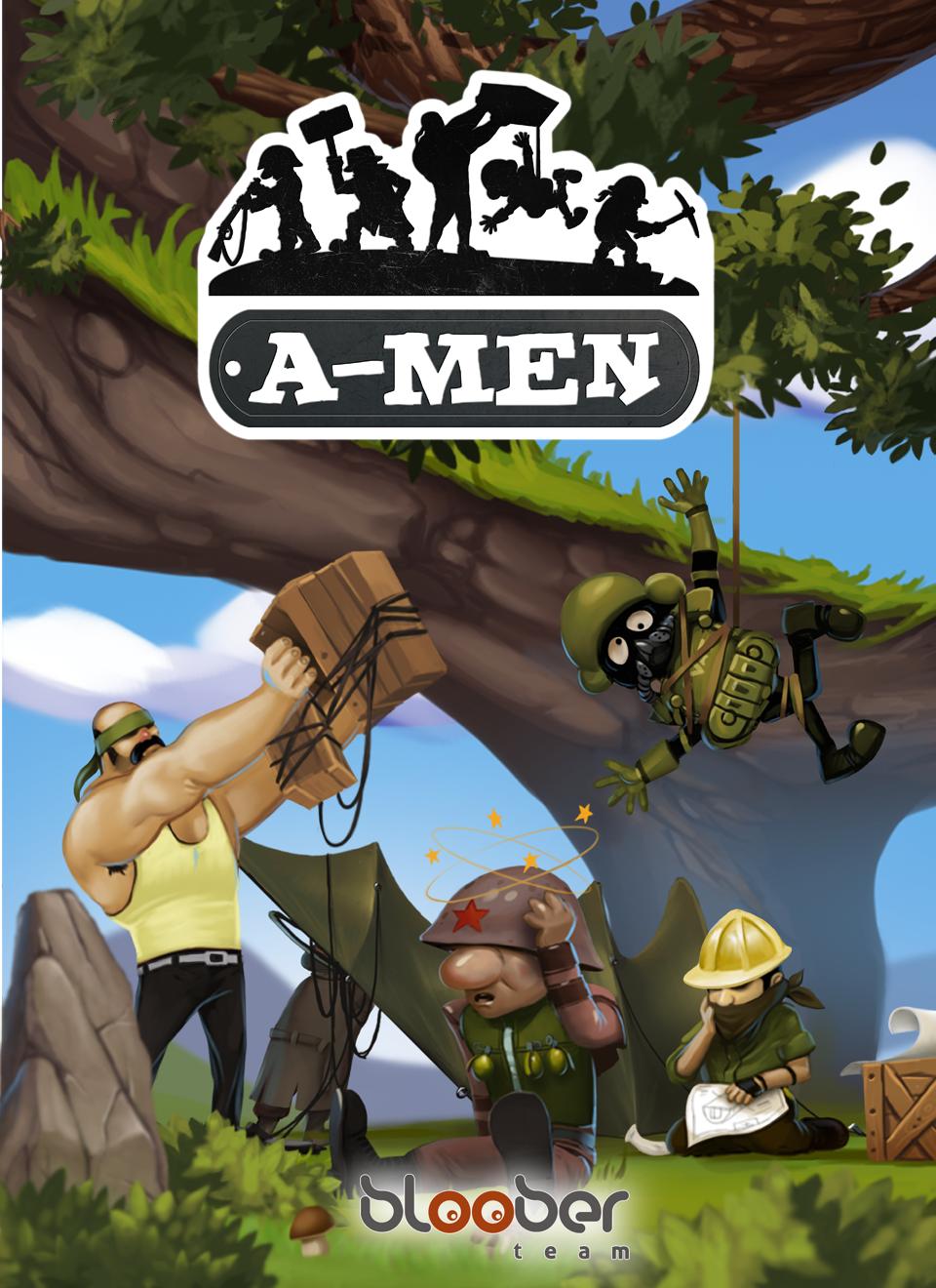 A-Men 100% Working
