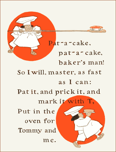 Patty Cake Baker S Man Song Lyrics