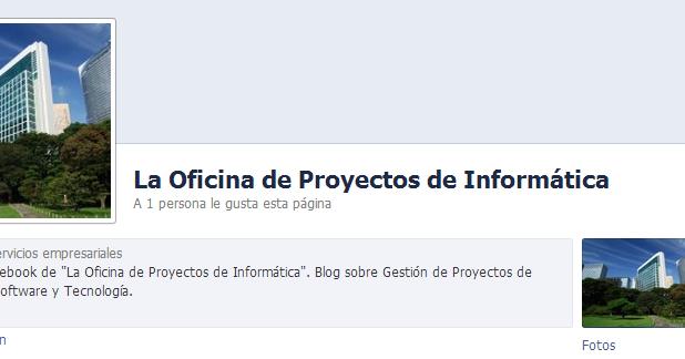 La oficina de proyectos de inform tica ahora tambi n en for Oficina de proyectos