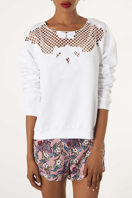 cutwork sweat