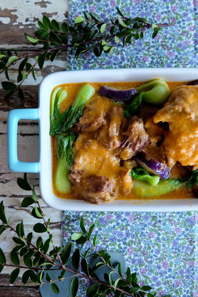 Kare Kare Oxtail 2 | Filipino Recipes