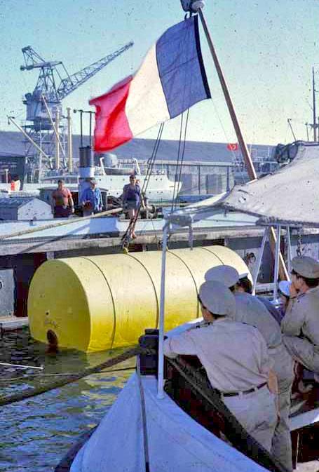 Погружение подводного дома Диоген