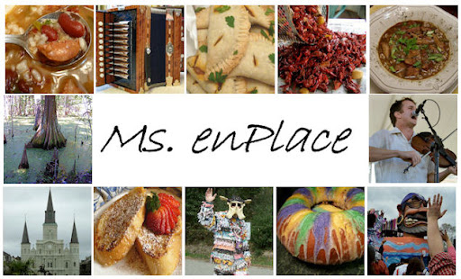 Ms. enPlace: Cajun and Creole Recipes