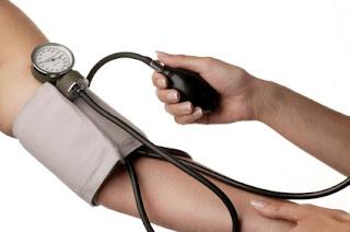 Low Blood Pressue Checkup ki Photo