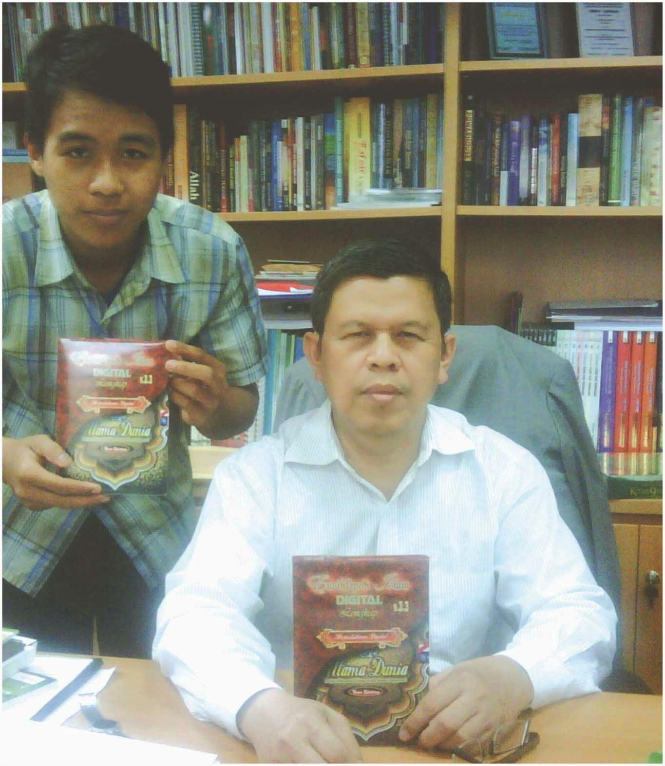 Dekan Fak Hukum UHAMKA Psr Rebo Jakarta