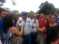 Sindicatos de la FBSTCCP Lara repudiaron presencia de fedecámaras y su alianza con Henri Falcón