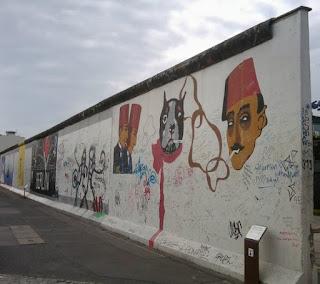 Muro de Berlín Alemania