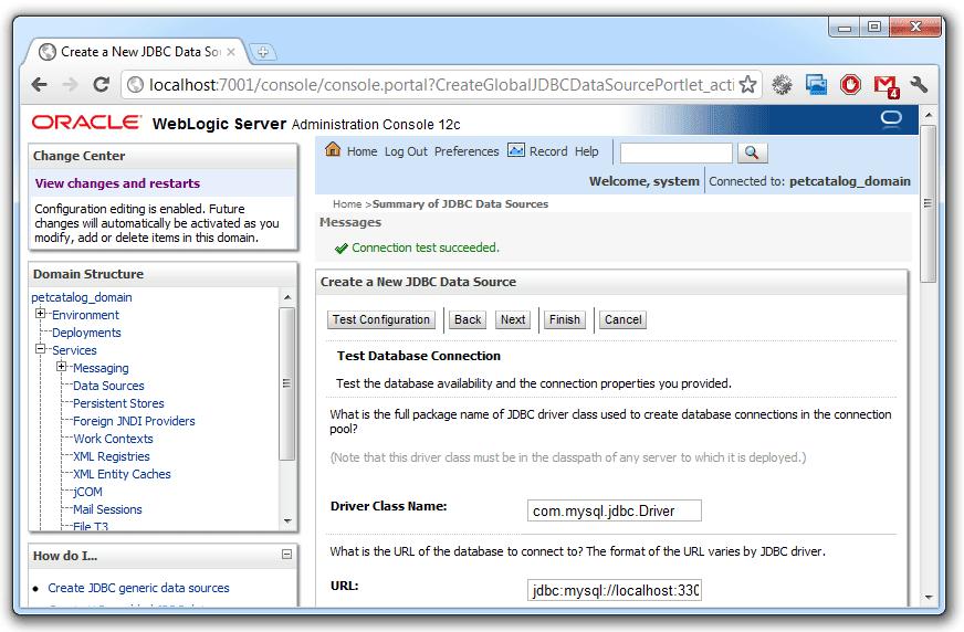 quickstart weblogic 12c with netbeans 7 1 rc 2