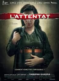 L'attentat (Ziad Doueiri) - Affiche du film