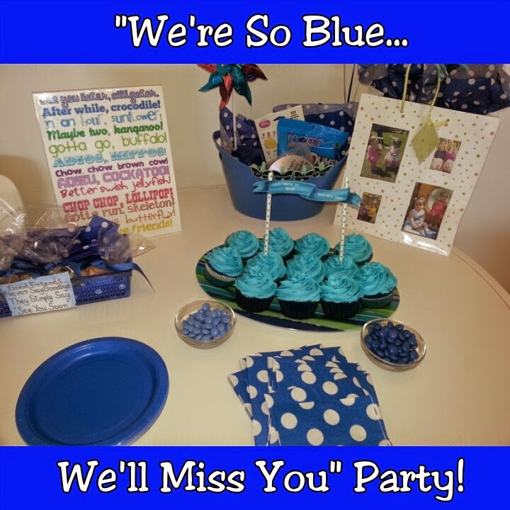 pinterest farewell party ideas | just b.CAUSE