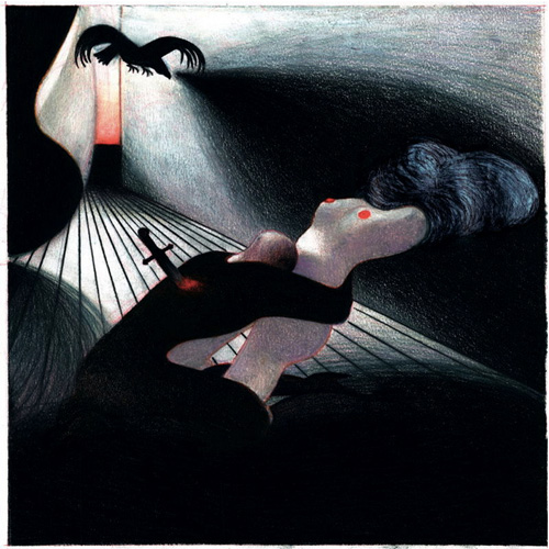 Libros Pop: El Cuervo - Lou Reed & Lorenzo Mattotti | Lasmilvidas