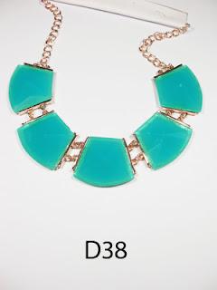 kalung aksesoris wanita d38