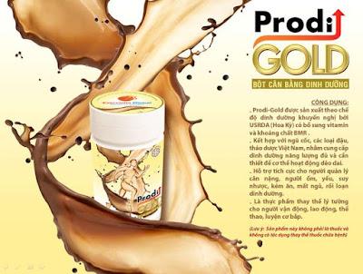 Prodi Gold giá bao nhiêu tiền ? Prodi Gold bán ở đâu ?